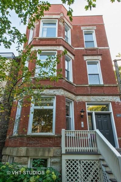 1463 W Cuyler Avenue UNIT 1, Chicago, IL 60613 - #: 10619793
