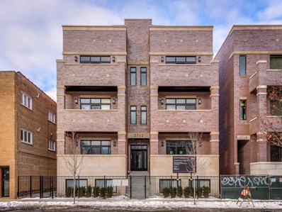 2712 W Montrose Avenue UNIT 3W, Chicago, IL 60618 - #: 10619856