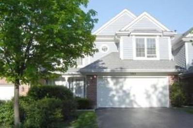 385 DEERBROOK Lane UNIT 385, Vernon Hills, IL 60061 - #: 10619889