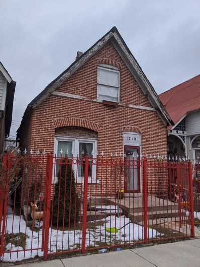 1319 S Claremont Avenue, Chicago, IL 60608 - #: 10619896