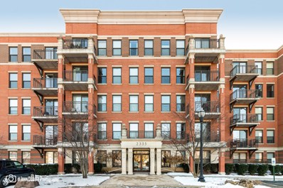2335 W BELLE PLAINE Avenue UNIT 506, Chicago, IL 60618 - #: 10619956