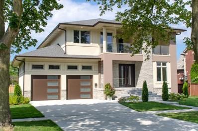 1606 Elliott Street, Park Ridge, IL 60068 - #: 10619962
