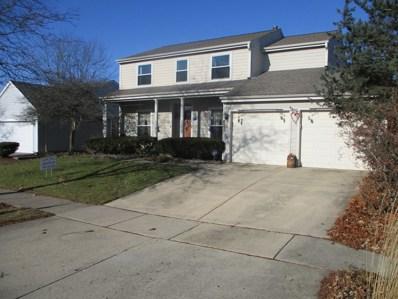 112 Jefferson Lane, Streamwood, IL 60107 - #: 10620158