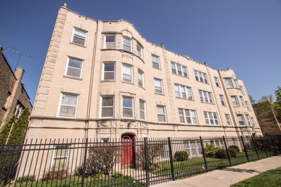 6309 N CLAREMONT Avenue UNIT 1, Chicago, IL 60659 - #: 10621551