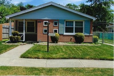 15335 Sunset Drive, Dolton, IL 60419 - #: 10621583
