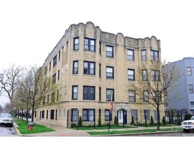 2102 N Central Park Avenue UNIT 1, Chicago, IL 60647 - #: 10621721