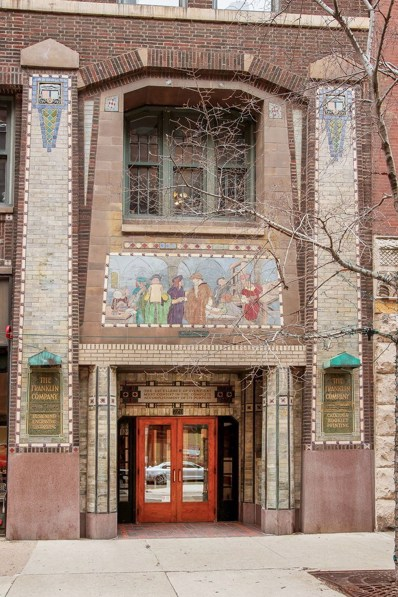 720 S Dearborn Street UNIT 1004, Chicago, IL 60605 - #: 10621791