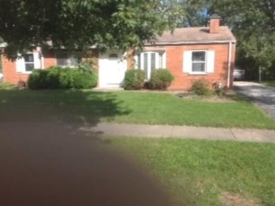 945 Princeton Avenue, Matteson, IL 60443 - #: 10622076