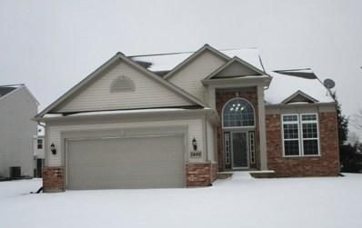 2448 WOODSIDE Drive, Carpentersville, IL 60110 - #: 10622168