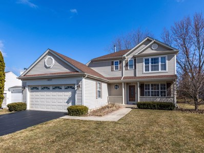 1467 Magnolia Way, Carol Stream, IL 60188 - #: 10623484