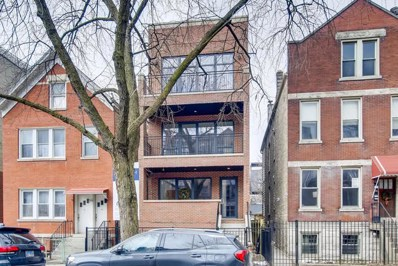 1018 N wood Street UNIT 3, Chicago, IL 60622 - #: 10624117