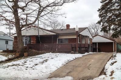 8 EVERGREEN Lane, Carpentersville, IL 60110 - #: 10624803