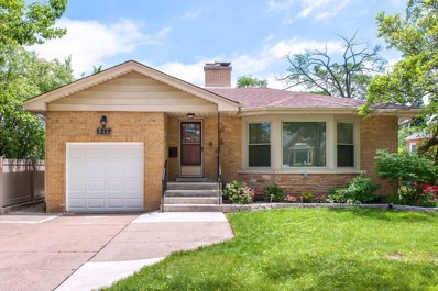 1217 S Prospect Avenue, Park Ridge, IL 60068 - #: 10624935