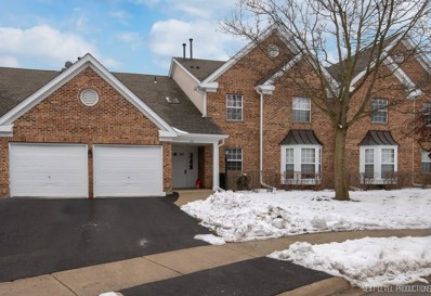28 Ashburn Court UNIT V1, Schaumburg, IL 60193 - #: 10625279