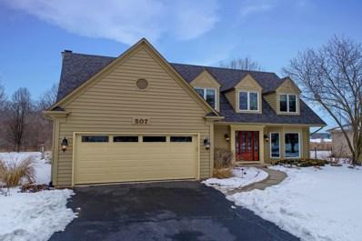 507 Waubonsee Circle, Oswego, IL 60543 - #: 10625317