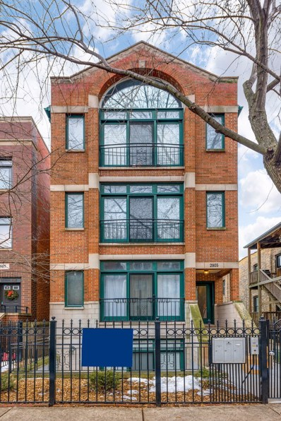2905 N DAMEN Avenue UNIT 2, Chicago, IL 60618 - #: 10625494