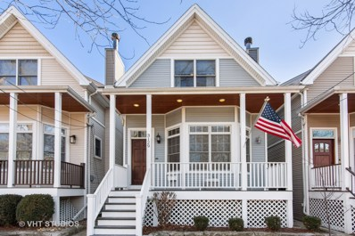 3129 N Honore Street, Chicago, IL 60657 - #: 10625587