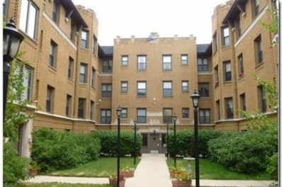 7715 N Hermitage Avenue UNIT 3G, Chicago, IL 60626 - #: 10625711