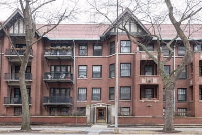 1627 E Hyde Park Boulevard UNIT 3, Chicago, IL 60615 - #: 10626485