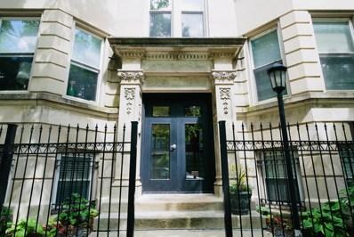 3747 N Fremont Street UNIT 3, Chicago, IL 60613 - #: 10626535