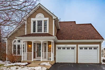 609 Newberry Drive, Elk Grove Village, IL 60007 - #: 10626704