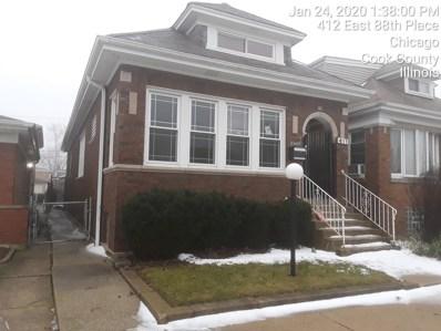 411 E 88th Place, Chicago, IL 60619 - #: 10626772
