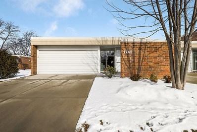 1748 Seton Road, Northbrook, IL 60062 - #: 10627787