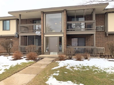 560 Somerset Lane UNIT 5, Crystal Lake, IL 60014 - #: 10627833
