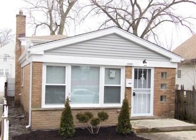 1822 Brown Avenue, Evanston, IL 60201 - #: 10628052