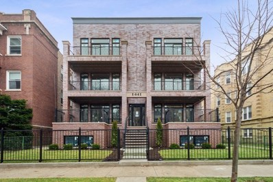 1441 W Carmen Avenue UNIT 3W, Chicago, IL 60640 - #: 10628307