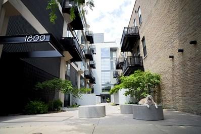 1800 W Grace Street UNIT 508, Chicago, IL 60613 - #: 10628340