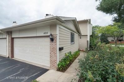 420 Grouse Lane, Deerfield, IL 60015 - #: 10628352
