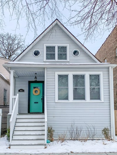4023 N Sawyer Avenue, Chicago, IL 60618 - #: 10628468