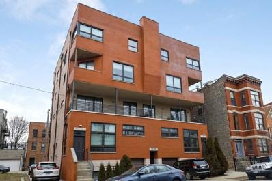 1644 W Ohio Street UNIT 1E, Chicago, IL 60622 - #: 10628510