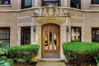 822 Judson Avenue UNIT 6, Evanston, IL 60202 - #: 10628941