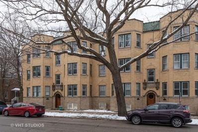 1007 Greenleaf Street UNIT 6W, Evanston, IL 60202 - #: 10628981