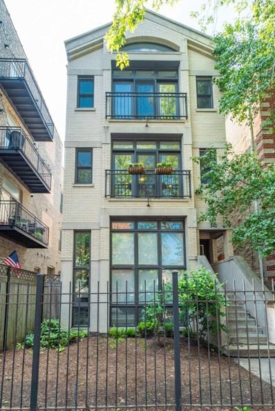 840 N Wood Street UNIT 2, Chicago, IL 60622 - #: 10628983