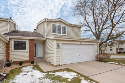 665 Darien Court, Hoffman Estates, IL 60169 - #: 10629437