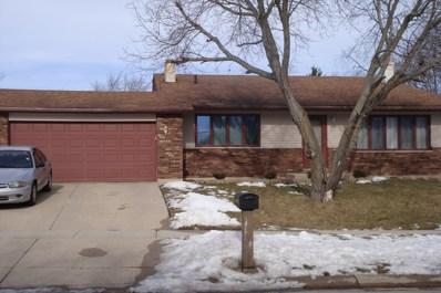 68 Lockman Circle, Elgin, IL 60123 - #: 10629749