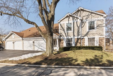 1550 Sandhurst Court UNIT C, Wheaton, IL 60189 - #: 10630513