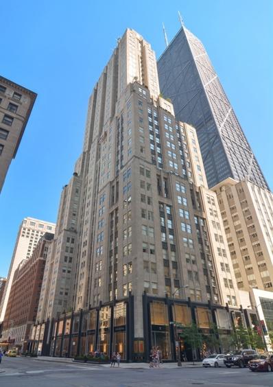 159 E WALTON Place UNIT 18A, Chicago, IL 60611 - #: 10631082