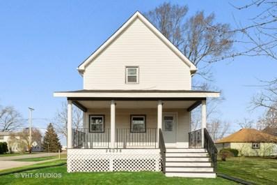 26038 S Chestnut Road, Monee, IL 60449 - #: 10631107