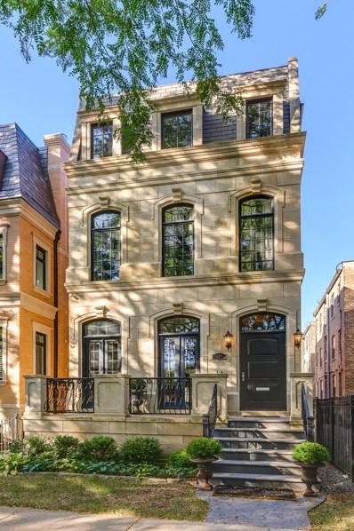 1504 W Byron Street, Chicago, IL 60613 - #: 10631244