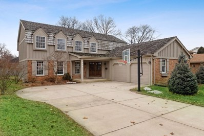 649 Courtland Circle, Western Springs, IL 60558 - #: 10631322