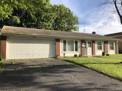 1408 Laurie Lane, Hanover Park, IL 60133 - #: 10631791