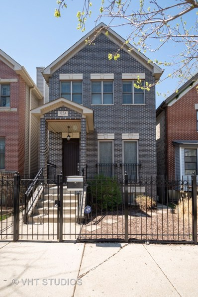 1654 N CAMPBELL Avenue, Chicago, IL 60647 - #: 10632042
