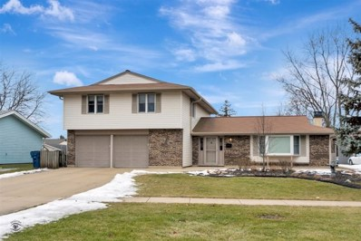 516 S Walnut Lane, Schaumburg, IL 60193 - #: 10632283