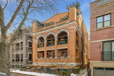 847 W Bradley Place UNIT 3F, Chicago, IL 60613 - #: 10634268