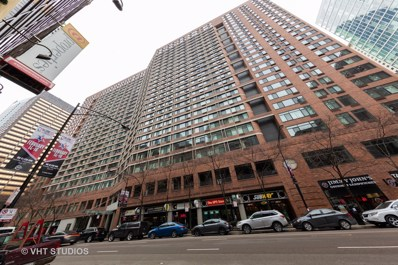 211 E OHIO Street UNIT 1608, Chicago, IL 60611 - #: 10634316