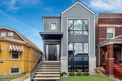 3623 N Leavitt Street, Chicago, IL 60618 - #: 10634597